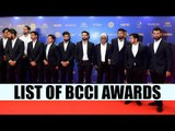 BCCI Annual Awards ceremony: Here are top Winners | Oneindia News