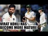 Virat Kohli has matured as cricketer, says Mitchell Johnson | Oneindia News