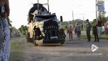 Mad Max en vrai... Véhicules de dingue