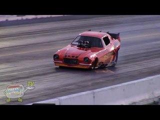 DRAG FILES: 2015 IHRA Spokane Nitro Jam Part 12 (Nostalgia Funny Car Semi Finals)