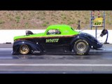 DRAG FILES: 2016 Langley Loafers Old Time Drags Part 10 ( Round 1 AA/Gas)