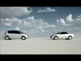 Renault dans le désert