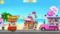 Sweet Baby Girl Summer Fun 2 TutoTOONS Educational Education Games Android Gameplay Video