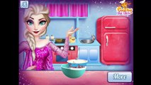Disney Frozen Games - Pregnant Elsa Cooking Pizza – Best Disney Princess Games For Girls A