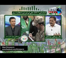 Shikayatti Cell -Mustafa Jarwar- 25th March 2017