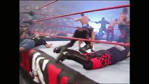 WWF Invasion (2001) - Stone Cold Turns Heel and joins the