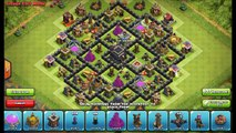 Clash of Clans - BEST Town Hall 3 Defense - BEST Town Hall 3