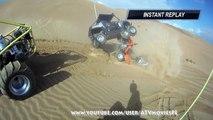#2 ATV Crash Compilation Fail - Quad Yamaha Raptor Suzuki Honda