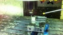 CNC Crash - High Speed Machining Fail