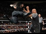 WWE 2017 OMG Match Roman Reigns vs Goldberg Face to face, Who will Win this Match Goldberg or Roman