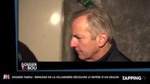 Bernard De la Villardière choqué par les techniques des dealers dans Dossier Tabou (vidéo)