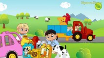 Lego Duplo IceCream, Cute and Fun Animations Lego Education Game for Toddlers and Preschoolers