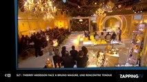 Thierry Ardisson face à Bruno Masure dans SLT : les retrouvailles tendues (vidéo)