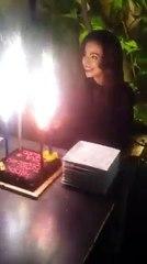 sana javed Birthday
