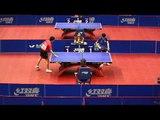 2014 China Junior & Cadet Open. Junior Boys Singles Final: ZHANG Bohan (CHN) vs ZHU Cheng (CHN)