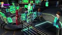 LEGO Marvel Super Heroes Walkthrough Part 15 Good & Bad Vs Final Boss Galactus!