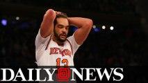 Joakim Noah Suspended 20 Games For Violating NBA Anti-Drug Rules