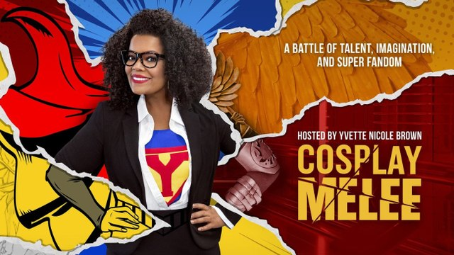 Watch Online Cosplay Melee (Season 1 Episode 1) s1.e01 #New-TV