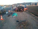 Kahramanmaraş'ta Katliam Gibi Kaza: 5 Ölü