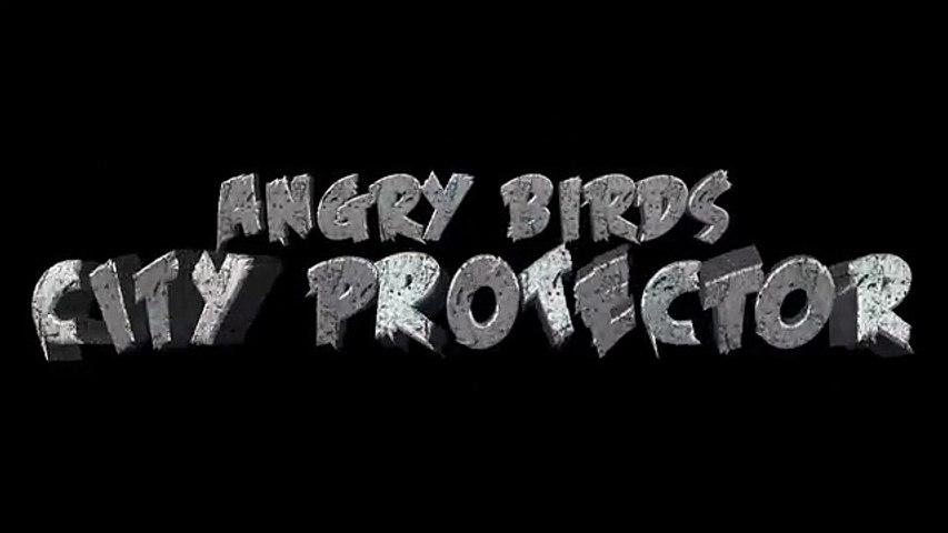 Сердитый птицы город animation2017 протектор