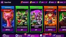 Teenage Mutant Ninja Turtles: TRANS-DIMENSIONAL TURMOIL - Final Boss Krang