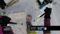 GoPro run Marion Haerty - Haines Alaska FWT17 - Swatch Freeride Worl dTour 2017