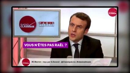 Tout savoir (ou presque) sur le parcours de Macron