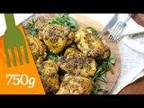 Poulet caramélisé à l'ail et cassonade - 750 Grammes