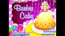 Barbie Cake Decoration Games - Barbie Cake Decorations Game Online