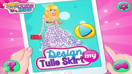 И Барби дизайн платье игра мой Мы юбка тюль вверх