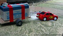 RC car burnout ends in flames - video dailymotion