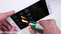 Xiaomi Mi5 Bend Test - Scratch test - Burn test - Durability test http://BestDramaTv.Net