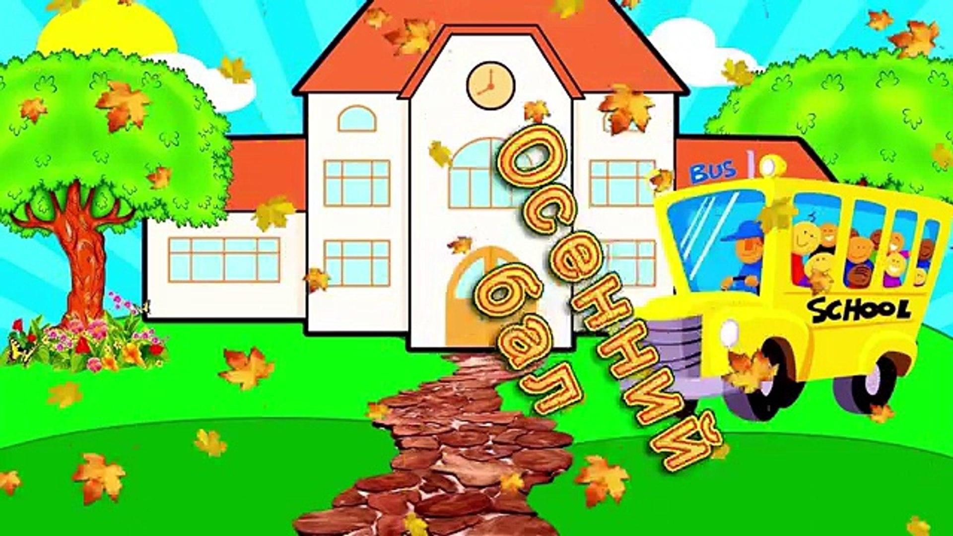 Школьный Осенний бал Мультфильм для детей на Русском смотреть онлайн