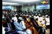 Début des assisses de la convention des partis politiques de la majorité présidentielle