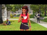 Les Sims 3 University Video de Gameplay VF
