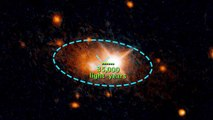 Hubble captures incredible images of supermassive black hole _ Daily Mail Online