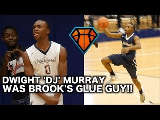 Dwight 'DJ' Murray Is The Epitome of 'HEART & HUSTLE'!! | 2018 Guard Is Poised For BIG Summer