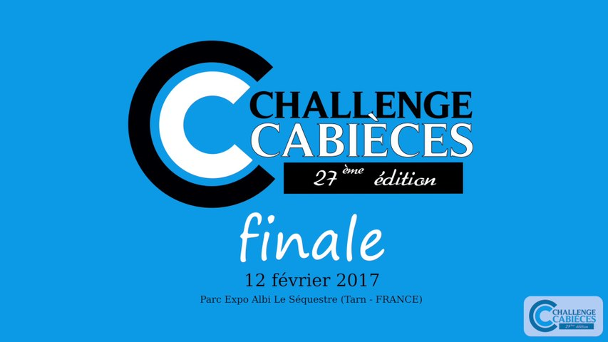 Challenge Cabièces 2017 - Finale US Torcy/FC Seynois