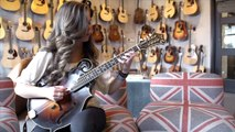 Sierra Hull performs Weber Octave in Nashville, TN-Weber Fine Acoustic Instruments