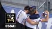 TOP 14 ‐ Essai Yann LESGOURGUES (BOR) – Bordeaux-Bègles-Toulouse – J22 – Saison 2016/2017