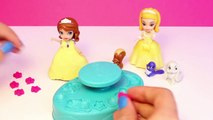 Disney Princess Sofia Princess Amber Sofia The First Play Doh Disney Princess Disney Dolls
