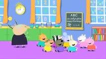 Пеппа свинья английский эпизоды полный сборник Новые функции время года Пеппа свинья Детка