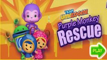 Team Umizoomi - Purple Monkey Rescue - Team Umizoomi Games