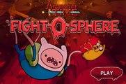 Adventure Time - Fight-O-Sphere Walkthrough