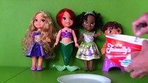 Disney Princess Aurora's Ice Cream Party! _ Toy Review _ Konas2002-o5nUI