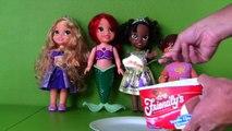 Disney Princess Aurora's Ice Cream Party! _ Toy Review _ Konas2002-o5nUILca