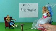 Barbie Spaghetti Chef Playset ! _ Toy Reviews _ Konas2002-HDFMJdS