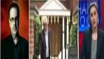 Dr Shahid Masood insulting Altaf Hussain 2017