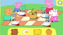 Дисней замороженный Принцесса Эльза и свинья Игры Пеппа свинья английский эпизоды джордж Рождениеda