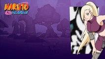 Naruto Mobile #77   Habilidades de Ino [Shippuden]